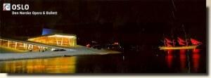 Une carte postale d'Oslo (Malin)