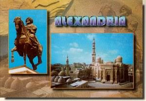 Un lot de cartes postales d'Alexandrie 2/3 (Ahmed)