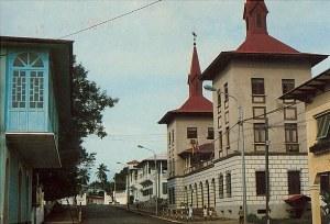 Une carte postale de Malabo
