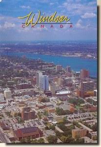 Une carte postale de Windsor (Denise)