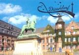 Une carte postale de Düsseldorf (Jasmin)