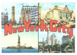 Une carte postale de New York (Mary)