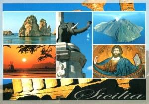 Une carte postale de Sicile (Sylvain & Yvette)