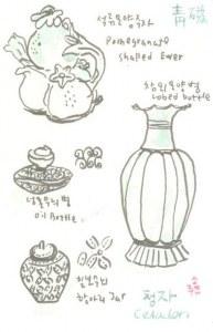 Une carte postale de Corée du Sud (Hyun-Ju)