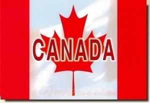 Une carte postale de Toronto (Heather)
