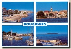 Une carte postale de Bouzigues (Louise)