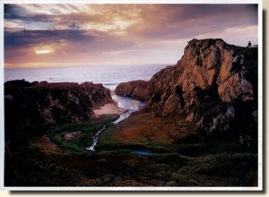 Une carte postale d'Anchorage, AL (Amy)