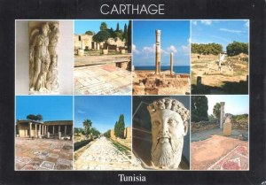 Une carte postale de Carthage (Madhi)