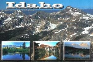 Une carte postale de Porland, OR (Stephanie)