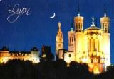 Une carte postale Lyon (Amélie)