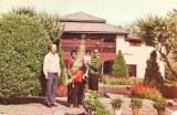 Une carte postale Brockton MA (Famille Randall)