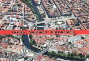 Une carte postale d'Oradea (Ioana)
