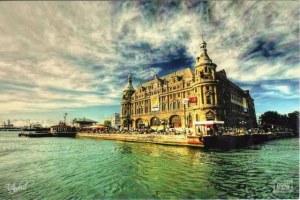 Une carte postale d'Istanbul