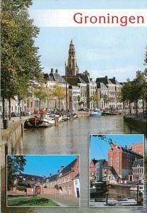 Une carte postale de Groningen (Wendy)