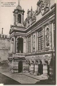 Une carte postale de La Rochelle (Anji)