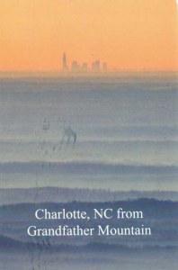Une carte postale de Raleigh (Roxanne)
