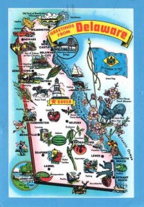Une carte postale de Middletown (Mindy)