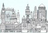 Une carte postale de Londres (Bronwen)