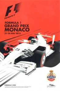Une carte postale de Monaco (Frédérique)