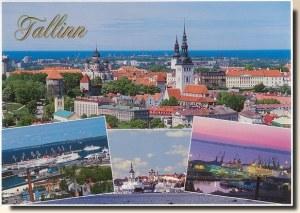 Une carte postale de Tallinn (Karin)
