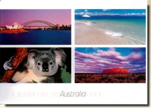 Une carte postale de Bundaberg South (Trish)