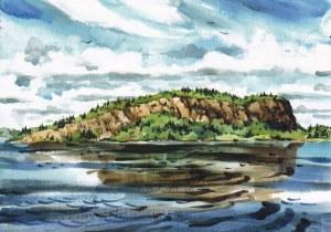 Une carte postale de Rockwood  (Lyne)