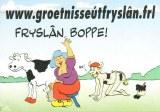 Une carte postale de Oosterwolde (Antje)