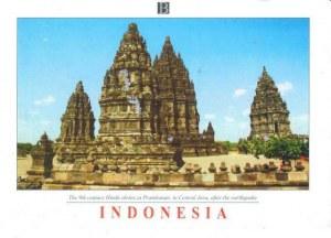 Une carte postale de Java Orientale (Andrea)