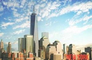 Une carte postale de New York (Rye)