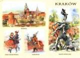Une carte postale de Cracovie
