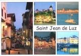 Une carte postale de Saint Jean de Luz (Sabine)