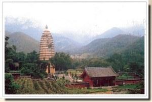 Une carte postale de Liujiang (Luo)