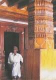 Une carte postale de Karnataka (Julian)