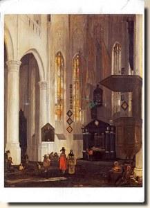 Une carte postale de Rotterdam (Madhoe)