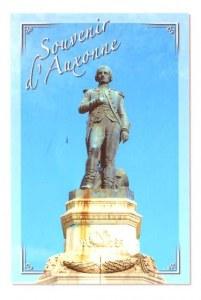 Une carte postale d'Auxonne (Solène)