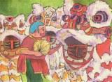Une carte postale de Hong Kong (Fionna)