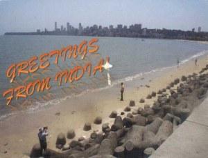 Une carte postale de Bangalore (Srujan)