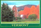 Une carte postale de Port Henry (David)