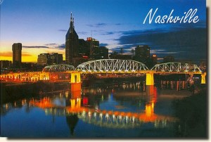 Une carte postale de Nashville, TN (Teresa)