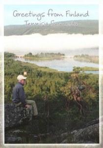 Une carte postale de Finland
