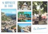 Une carte postale de  St Hippolyte Du Fort (Sylvie)