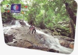 Une carte postale de Borneo (Carol)