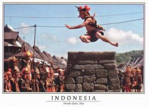 Une carte postale de Padang Bulan (Edwin)