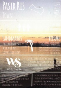 Une carte postale de Pasir Ris (Lolla)