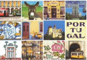Une carte postale de Amarante (Sandra)