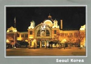 Une carte postale de Seoul (Dominique)