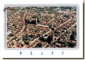 Une carte postale de Delft (Laura)