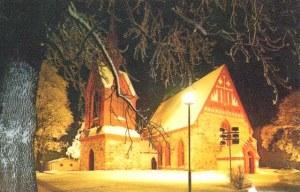 Une carte postale de Finlande (Aura)