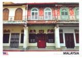 Une carte postale de Kuala Lumpur (Cynthia)
