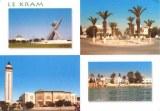 Une carte postale de Le Kram (Mahdi)
